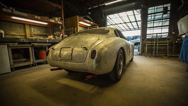 car restoration step by step process